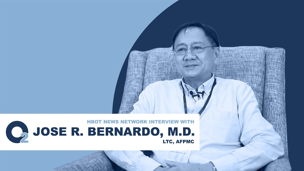 Interview with LTC Jose R. Bernardo, M.D