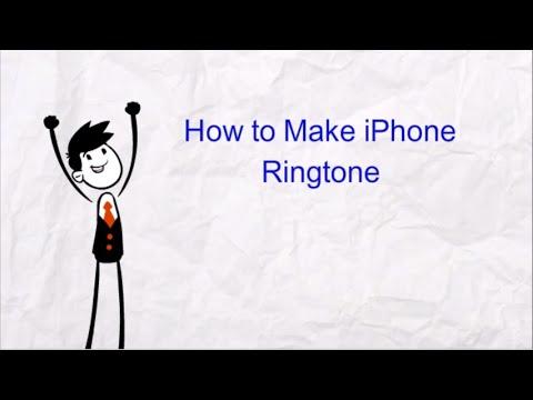 ringtone instellen iphone 6s