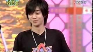 娛百-羅志祥&溫嵐合唱珊瑚海