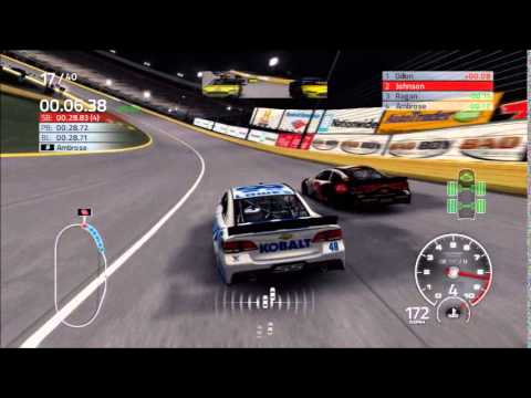 NASCAR '14 Race @ Charlotte (Jimmie Johnson)