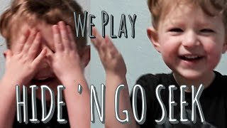 WE PLAY AN EPIC GAME | HIDE AND GO SEEK