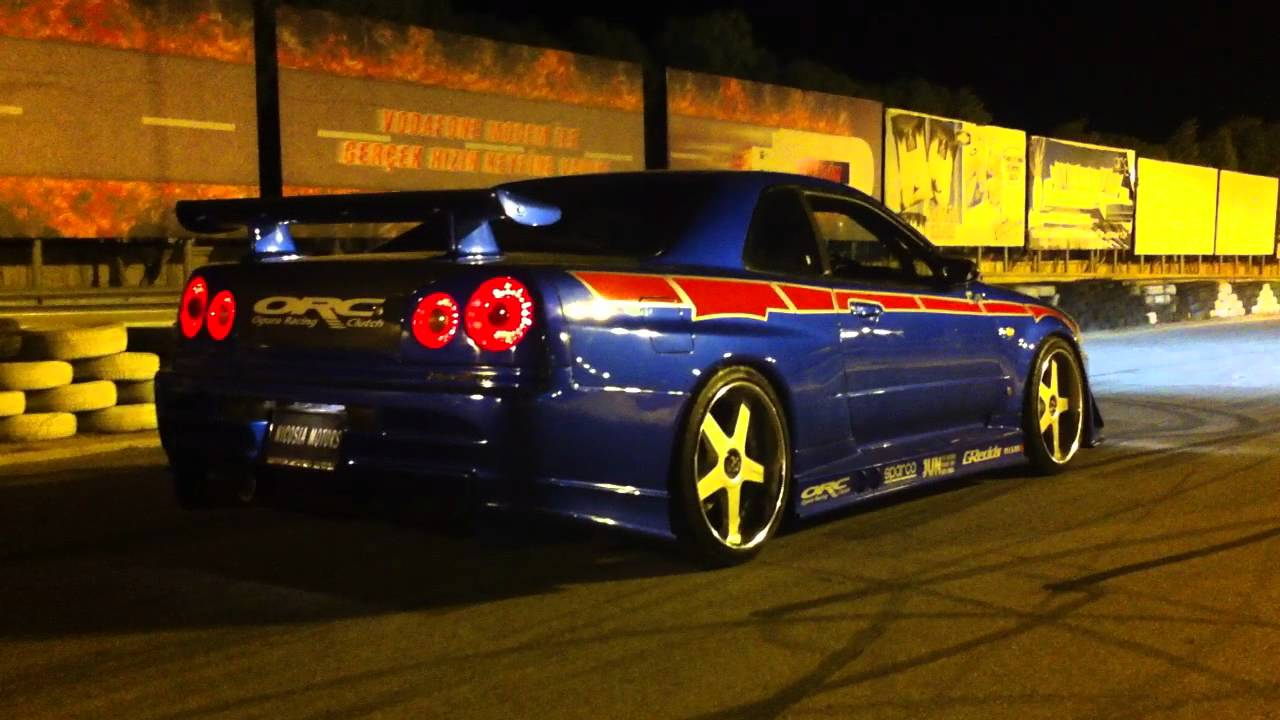 R34 Gtr V Spec Ii Nur Edition Youtube