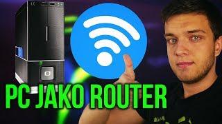 Jak z PC zrobić HOTSPOT Wi-Fi? Jak polepszyć Wi-Fi? PORADNIK