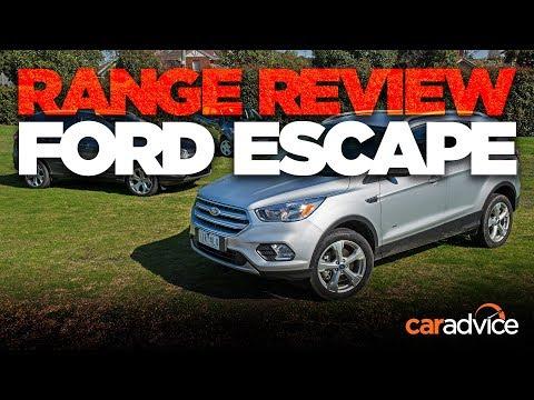 Range review: Ford Escape! - Dauer: 5 Minuten, 37 Sekunden