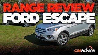 Range review: Ford Escape! thumbnail