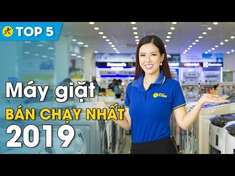 Top 5 Máy Giặt Bán Chạy Nhất Năm 2019 • Điện Máy XANH