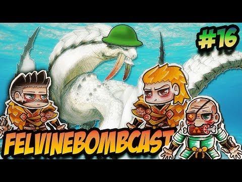 Felvine Bombcast: Episode 16 (Monster Hunter Generations Ultimate) thumbnail