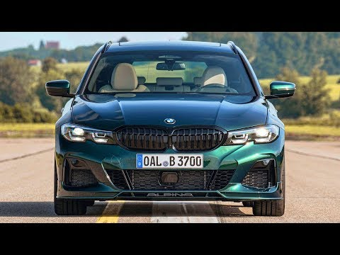 2020 BMW ALPINA B3 Touring The Best Fastly Wagon