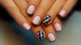 Дизайн ногтей гель-лак shellac - Роспись ногтей (видео уроки дизайна ногтей)(, 2015-12-28T13:57:40.000Z)