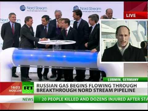 Full Stream Ahead: Breakthrough gas pipeline opens valve
