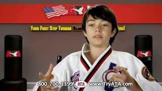 Noah Ringer (Actor) | Try ATA Martial Arts