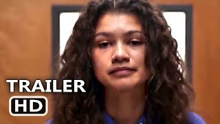 EUPHORIA Official Trailer Tease (2019) Zendaya New HBO Series HD
