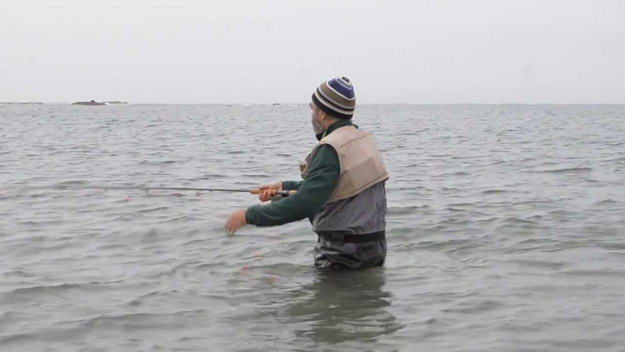 Mediterranean inshore fly fishing youtube for Fly fishing classes near me