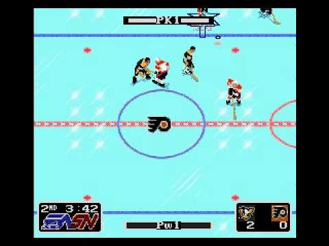 Nhl Hockey 92 Youtube