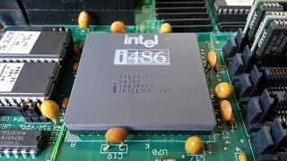 Супер компьютер 1990