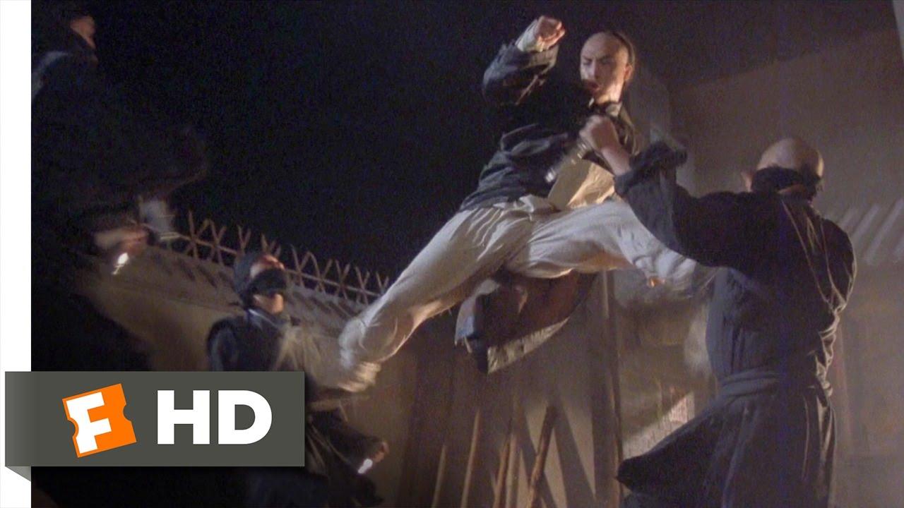 Download Iron Monkey (4/10) Movie CLIP - Shaolin Monks (1993) HD