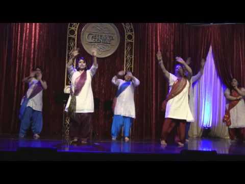 Payal Wadhawan, Miss India 2011 Indroduces Ladies dancers at 2012 Kundirana Concert Gala and Interna
