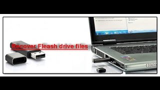 Fix USB File or folder missing [ how to recover lost files on usb ]