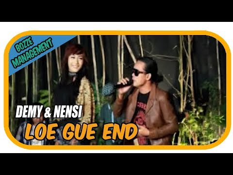 LOE GUE END - DEMY & NENSI [ OFFICIAL MUSIC VIDEO ]