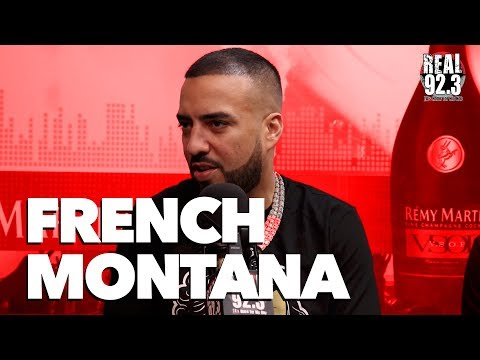 French Montana talks King of New York, Tekashi 6ix9ine, Hip Hop Police & More!