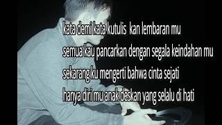 Gambar cover Bersamamu Reza RE (Official Lyric Video)