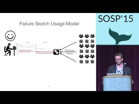 Failure Sketching: A Technique For Automated Root Cause Diagnosis Of In-production Failures