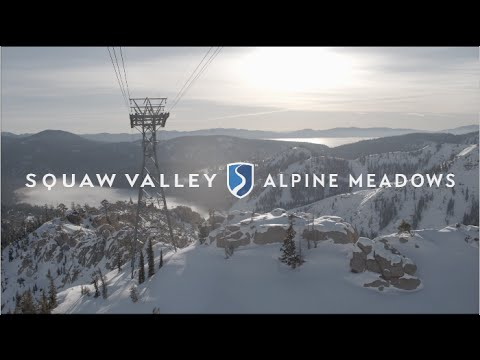 Squaw Valley | Alpine Meadows 4-season Overview