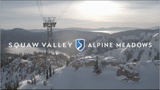 Squaw Valley | Alpine Meadows 4-season Overview