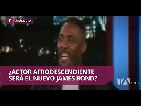 Idris Elba da indicios de personificar al siguiente James Bond  - Jarabe de Pico