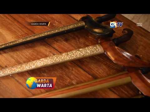 SURAKARTA -  JAWA TENGAH - Filosofi Dan Pembuatan Pusaka Kuno Keris | Part 2