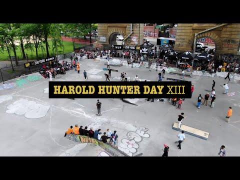 Harold Hunter Day XIII