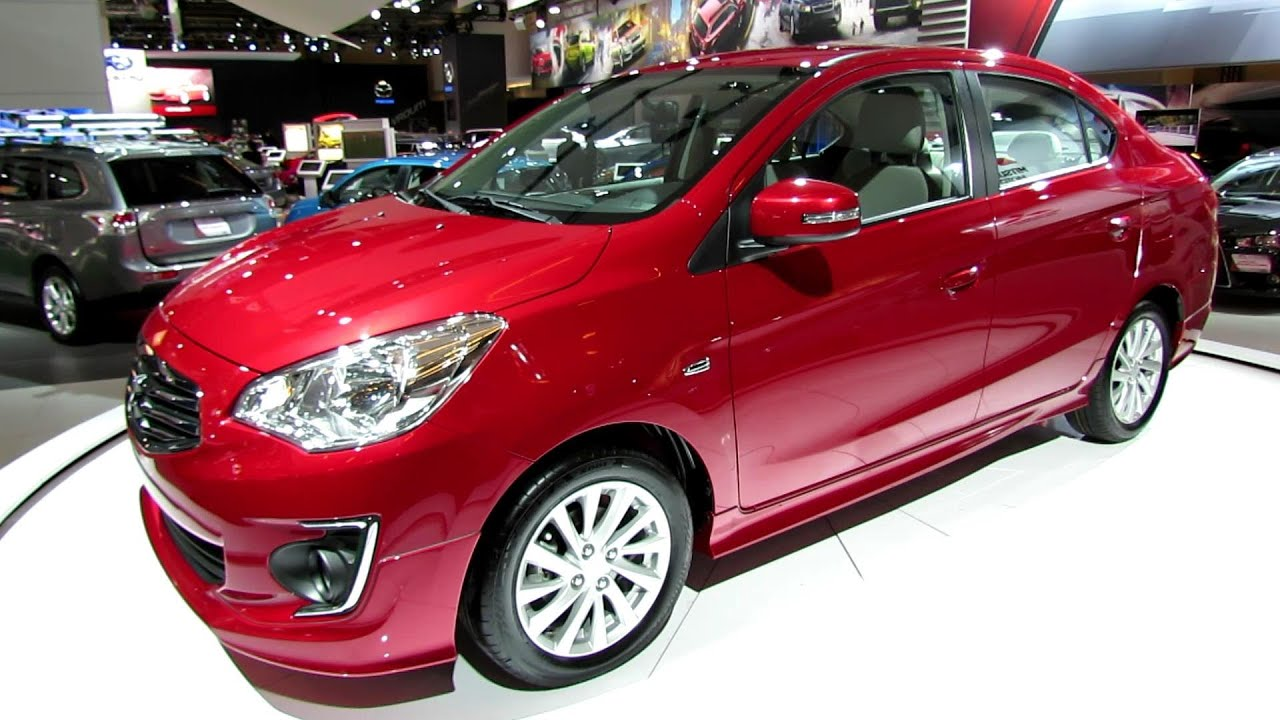 2014 Mitsubishi Mirage G4 Sedan