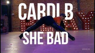 Cardi B & YG - She Bad [Official Video]