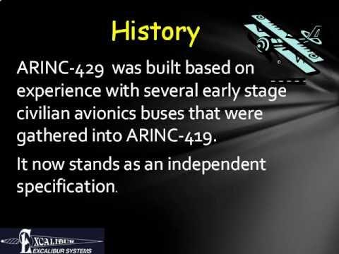 ARINC-429 Tutorial | Excalibur Systems