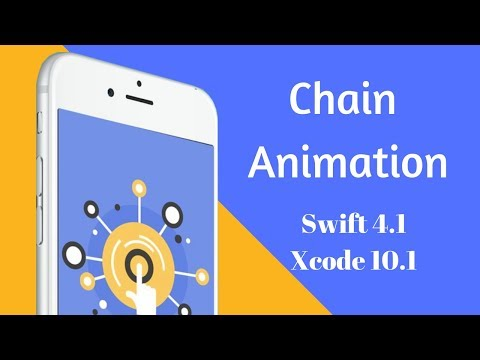 Swift: Chain Animation for Cool Visual Effects thumbnail