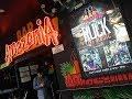 Amazonia the Ultimate Rock bar in Hong Kong