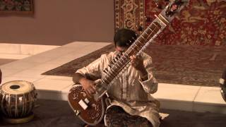 Sitar: Alap in Raag Desh