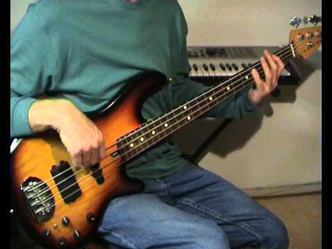 Gordon Lightfoot - Sundown - Bass Cover