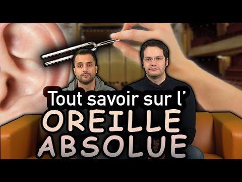 Démonstration de L'Oreille Absolue, C'Est Quoi?