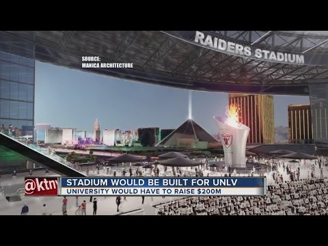 UPDATE: Oakland mayor says deal reached for Raiders stadium