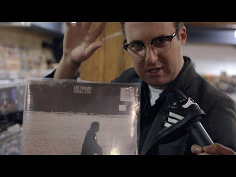 CRATE DIGGING WITH : Nick Waterhouse