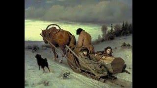 Pintor ruso. Vasily Perov. El mejor