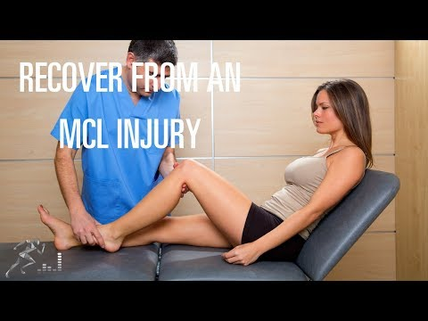 How can I fully recover from an MCL injury?