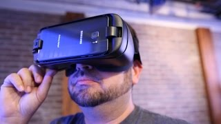 Samsung Gear VR is still my favorite way to use VR because it's small
