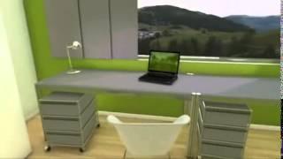 видео 3D потолки и фотообои – за гранью реального