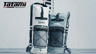 Tatami Fightwear 30L Dry Tech Gear Bag