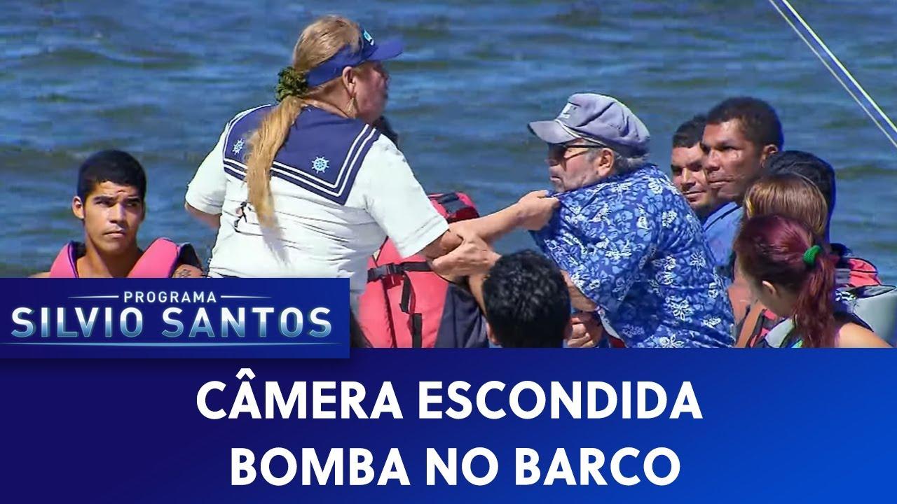 Download Bomba no Barco | Câmeras Escondidas (28/04/21)