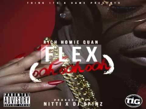 [ DOWNLOAD MP3 ] Rich Homie Quan - Flex (Ooh, Ooh, Ooh) [Explicit] [ ITunesRip ]