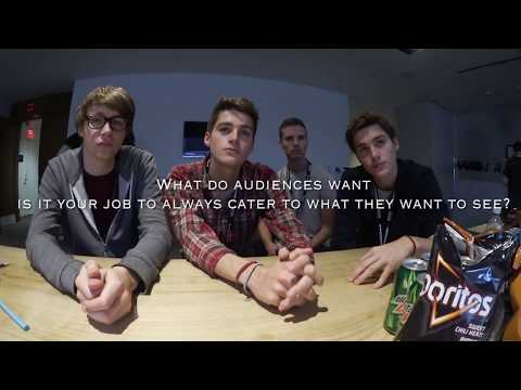 EXCLUSIVE INTERVIEW WITH JACKSGAP, CHARLIEISSOCOOLLIKE AND TIMTOTHEWILD