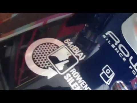 rowenta ro5911 da bodenstaubsauger silence force extrem - youtube